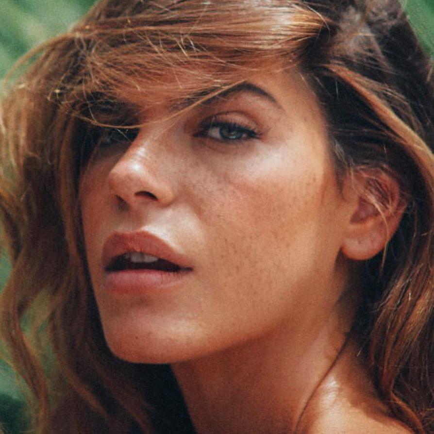Mariana Goldfarb - Antes  (Foto: Reprodução/ Instagram)