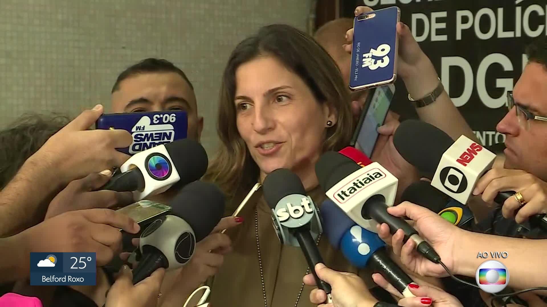 Delegada responsável por investigar a morte do marido da deputada Flordelis troca de delegacia