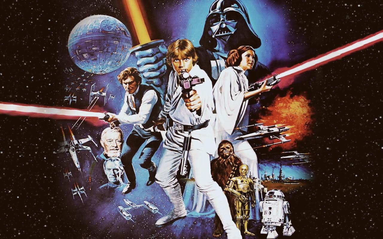 'Star Wars' de cara nova? Sim, sim, sim! (Foto: Divulgação)