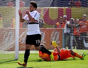 Aloisio são paulo gol internacional série A (Foto: Luca Erbes / Agência Estado)