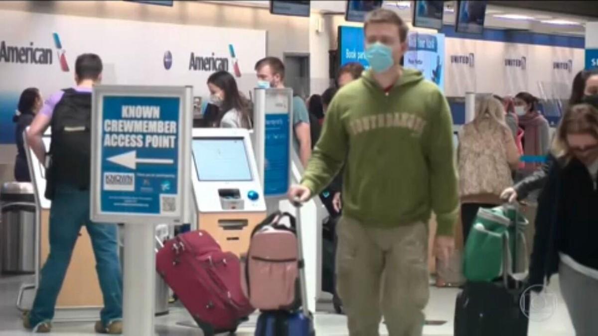 EUA anunciam suspensão das restrições a visitantes estrangeiros totalmente vacinados