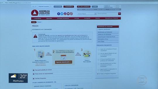 Procon de Minas Gerais começa a agendar atendimentos pela internet