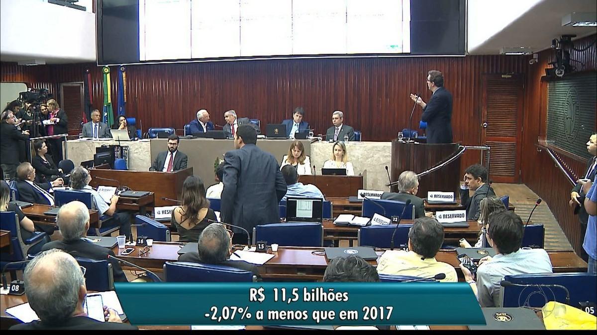 LOA 2018 propõe redução de 2% no orçamento do governo da PB em relação a 2017