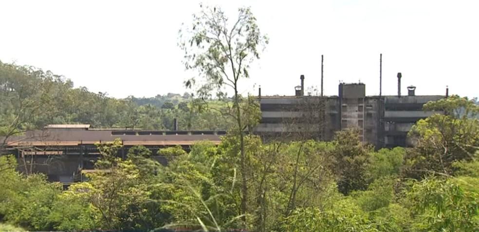 Fábrica da Vale contamina baianos há 40 anos — Foto: Reprodução/TV Bahia