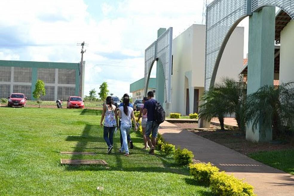 Concurso tem vagas para todos os campus (Foto: Taciano Gouveia/Dicom UFT)
