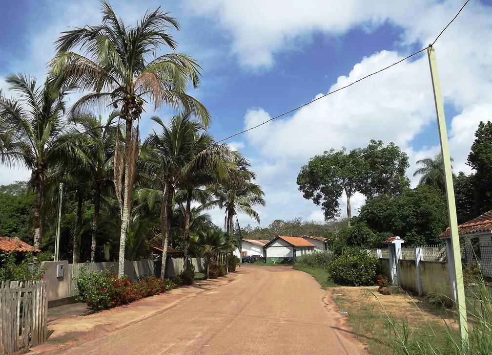Cidade de Belterra, Oeste do Pará — Foto: G1 Santarém/Arquivo