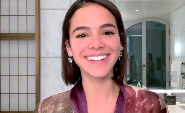 Bruna Marquezine (Foto: Reprodução/YouTube)