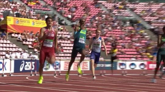 Brasil conquista primeira medalha no Mundial Sub-20 de atletismo