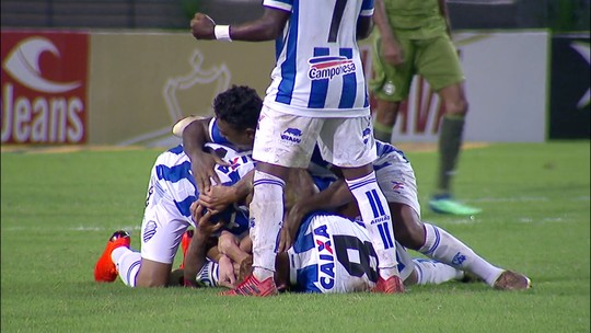 Volante Edinho troca CSA pelo Ceará e está fora do jogo contra o Sampaio Corrêa
