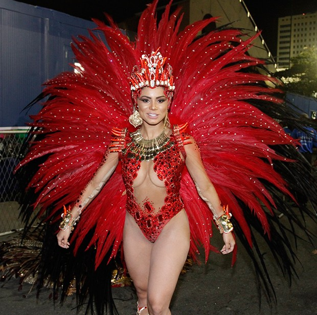 Lexa (Foto: Thyago Andrade/ BrazilNews)
