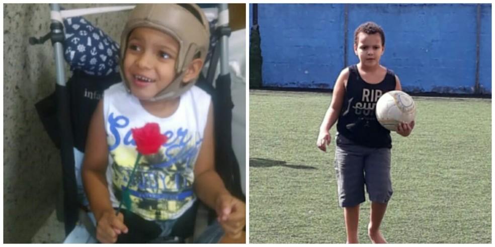 Família comemora ano de maiores avanços da criança após uso de canabidiol  — Foto: Arquivo pessoal
