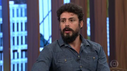Cauã Reymond e Minotauro revelam jejum de sexo antes de lutas: 'Concentrado'
