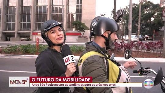 ANDA SP: Micromobilidade muda a maneira de como o paulistano se desloca pela cidade
