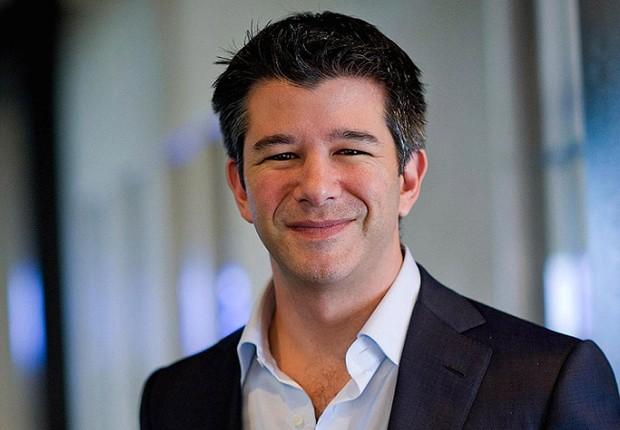 Travis Kalanick, fundador do Uber, deixa o cargo de CEO da empresa (Foto: Divulgação)