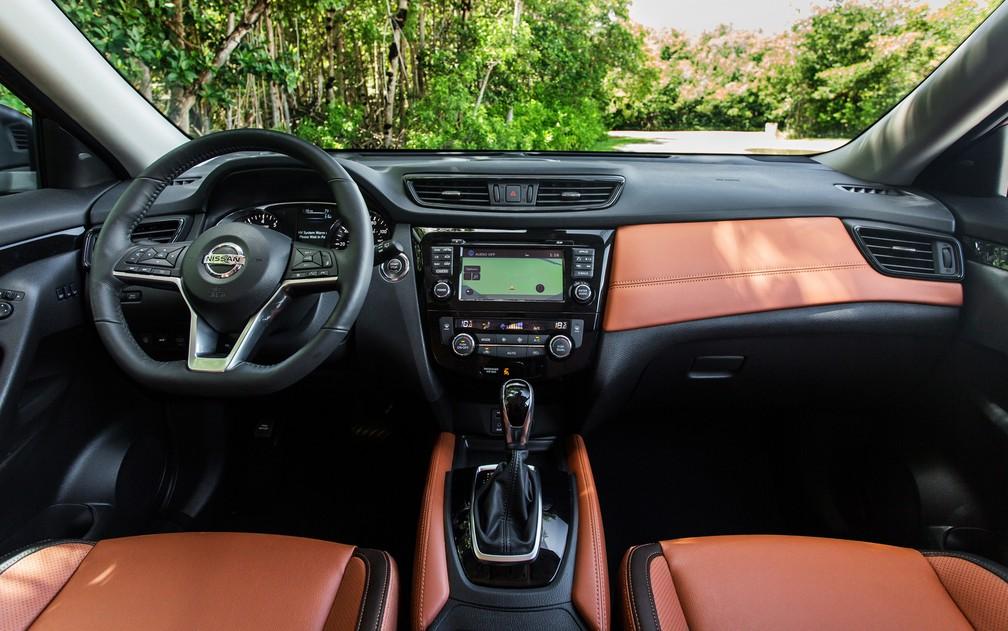 Nissan X-Trail (Foto: Divulgação)