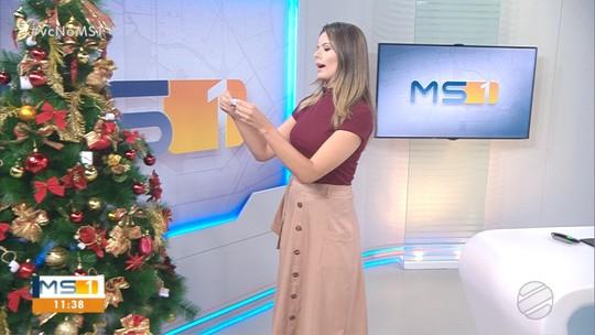 Confirma as últimas mensagens da árvore de Natal do MS1