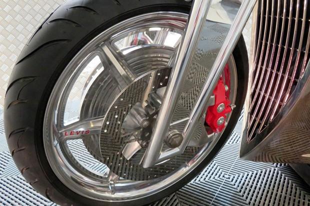 Levis Motorcycles - Café Racer V6 (Foto: divulgação)