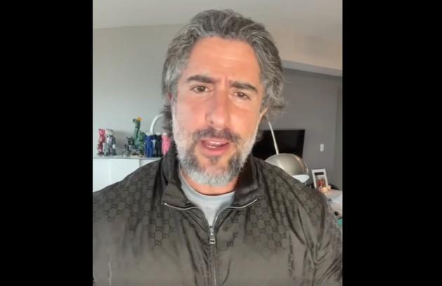Agora longe da Record e contratado da Netflix, Marcos Mion aparecerá no programa (Foto: Reprodução)