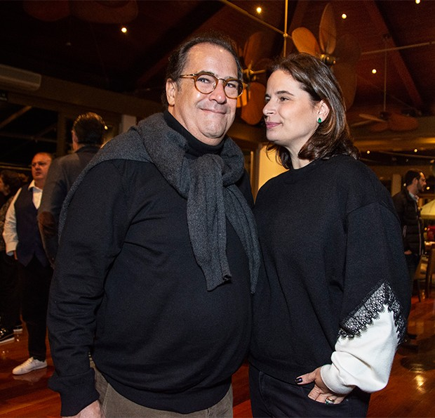 Renata e Ricardo Kowarick (Foto: Divulgação/ Daniela Ramiro)
