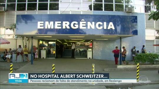 Crivella aumenta para 90 dias prazo para devolver Rocha Faria e Albert Schweitzer para o estado