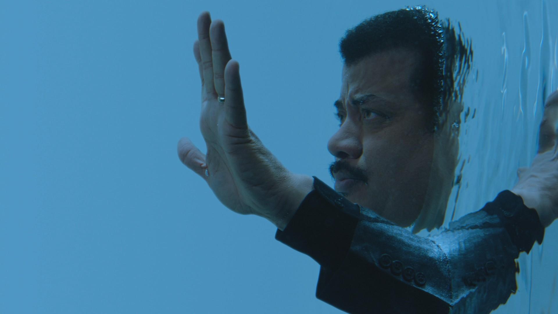 O astrofísico Neil deGrasse Tyson é o narrador de mais uma temporada da série Cosmos (Foto: Divulgação)