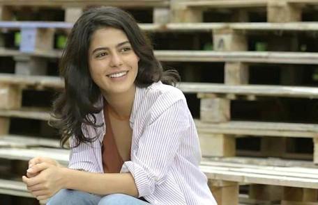 No sábado (18), Laila vai flagrar Elias (Marco Ricca) traindo Missade (Ana Cecília Costa) com Helena (Carol Castro) Reprodução