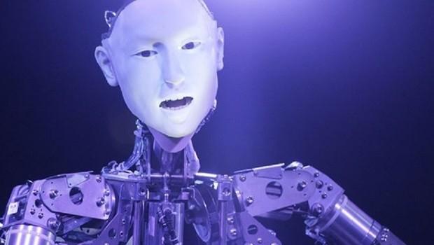 ópera robô (Foto: Divulgação)