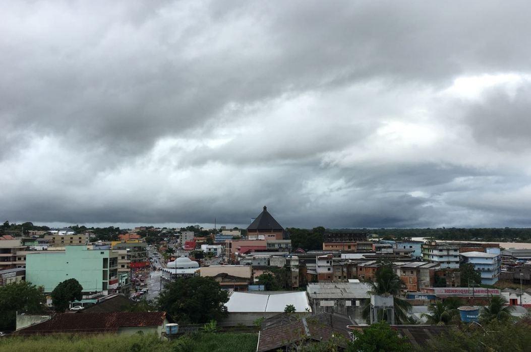 Sipam prevê tempo instável com possibilidade de pancadas de chuvas no AC nesta segunda (22)