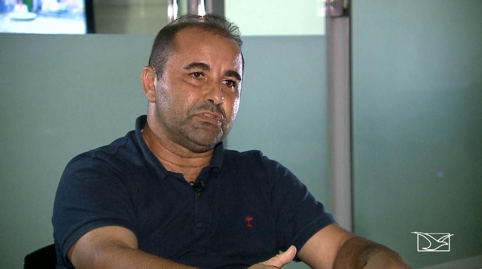 Sydnei Pereira, prefeito de Anajatuba (Foto: Reprodução/TV Mirante)