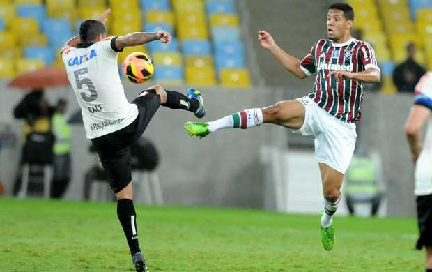 Ralf, Fluminense x Corinthians (Foto: André Durão)