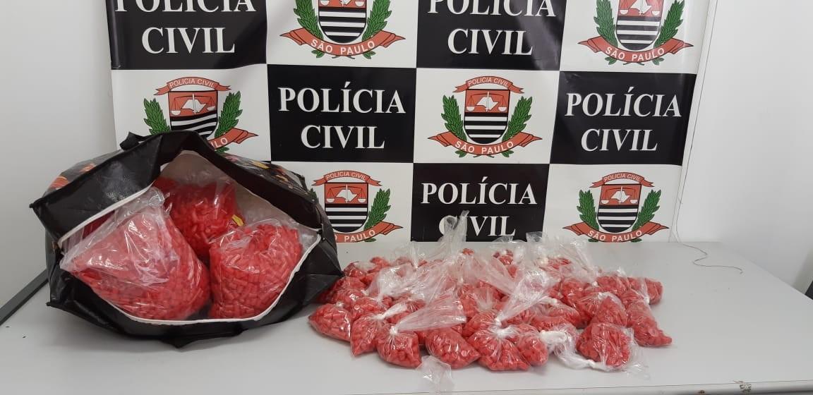 Ação antitráfico da polícia termina com prisões e drogas apreendidas na região de Campinas - Radio Evangelho Gospel