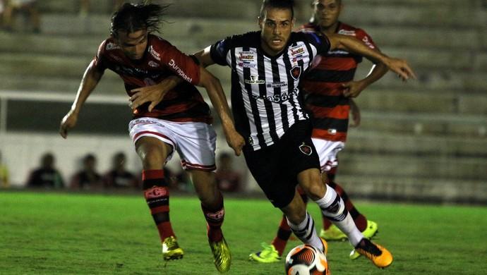 botafogo-pb, campinense, campeonato paraibano, pedro castro (Foto: Francisco França / Jornal da Paraíba)