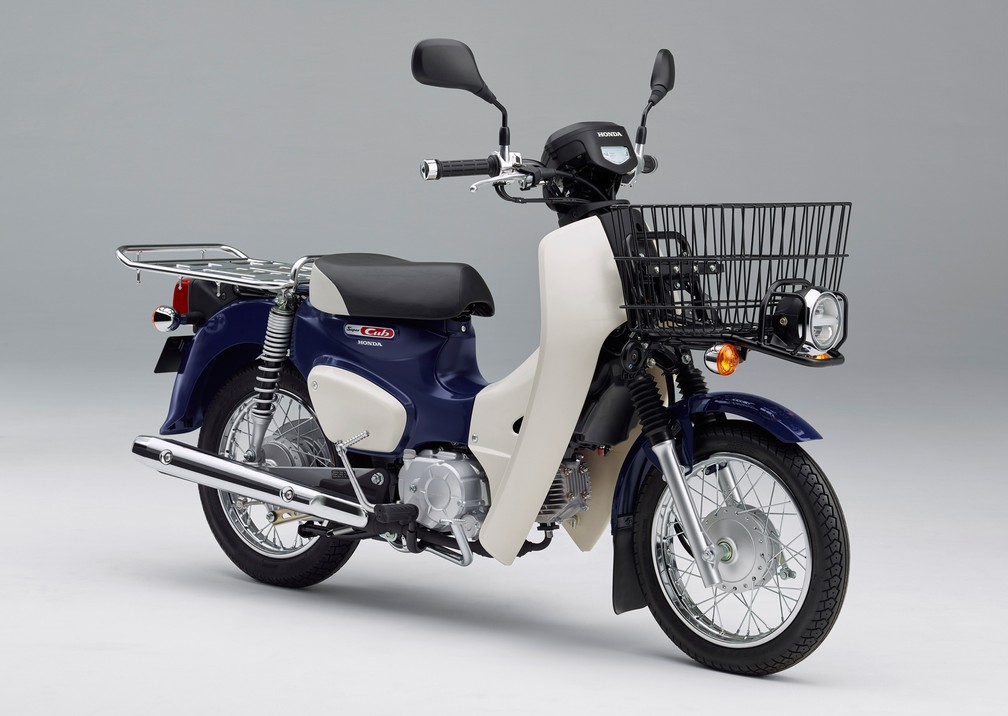 Honda Super Cub 50 Pro (Foto: Honda/Divulgação)