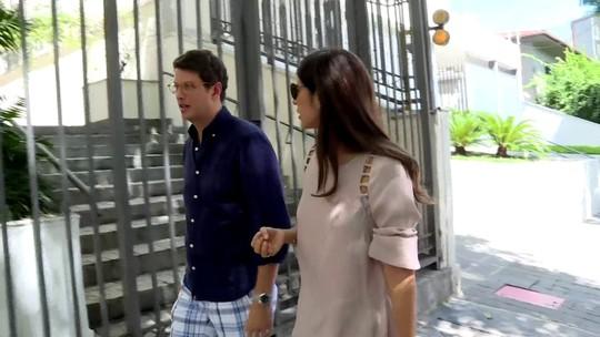 Andréia Sadi entrevista o ministro do Meio Ambiente, Ricardo Salles