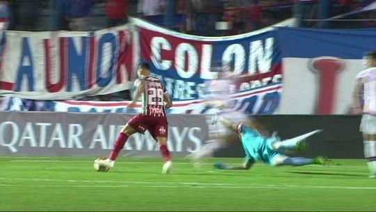 Nacional-URU x Fluminense - Copa Sul-Americana 2018 - globoesporte.com