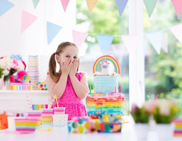 71% dos pais se sentem pressionados a gastarem com festas para os filhos (Foto: Thinkstock)