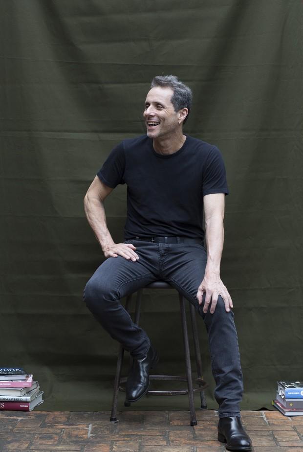 Tony Bellotto lança novo livro, Lô (Foto: Chico Cerchiaro)