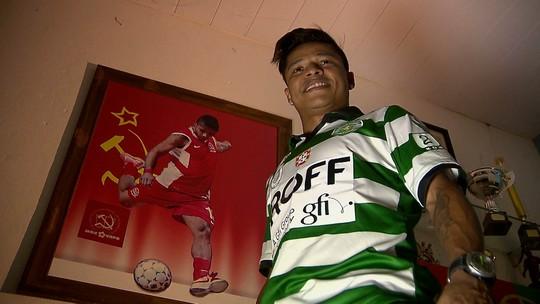 Expresso Paraíba: conheça o ala Deo, que tem 500 jogos pelo futsal do Sporting-POR