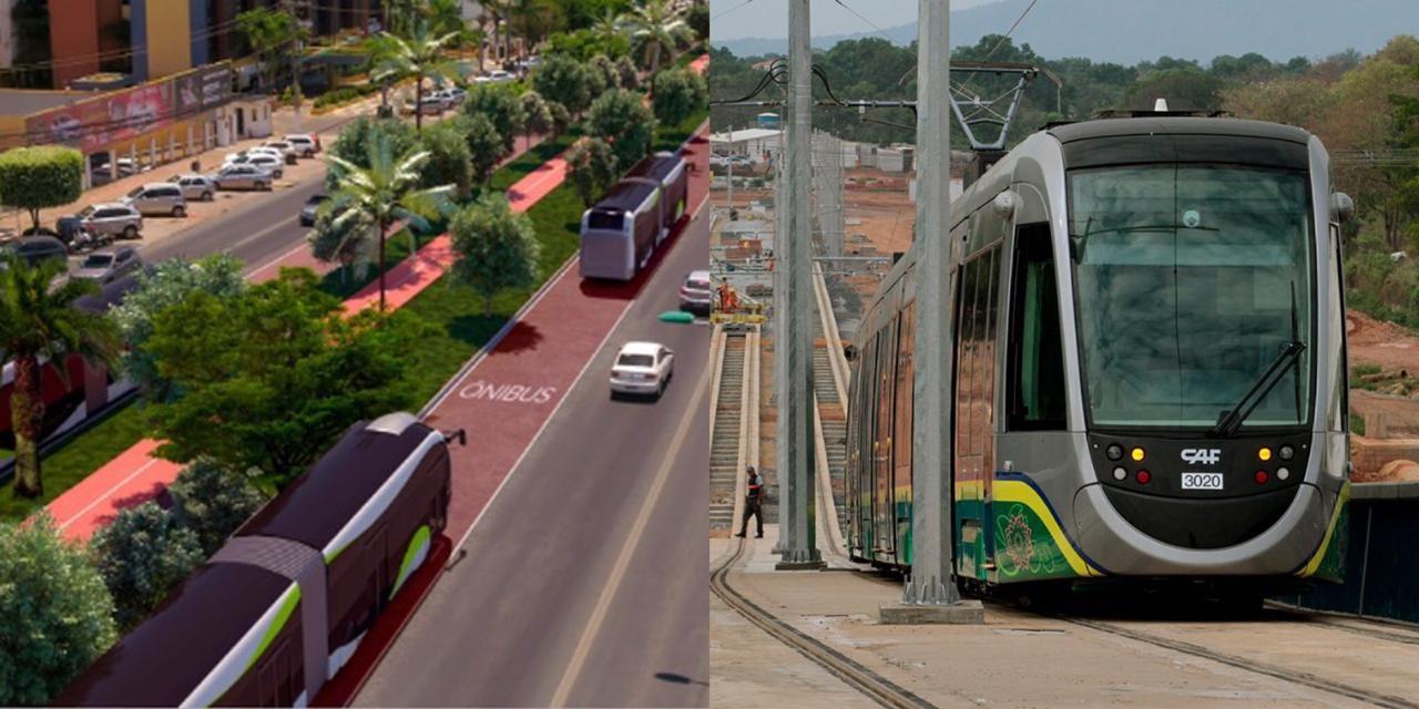 Justiça nega 3° pedido da Prefeitura de Cuiabá para manter o VLT