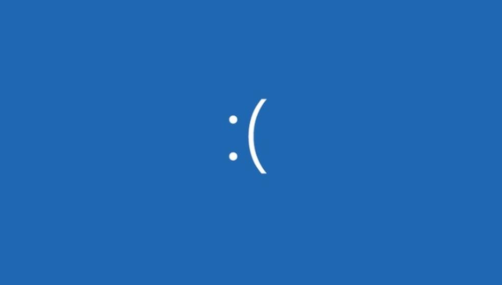 Windows 10 mostrando a tela azul da morte? Saiba como resolver  (Foto: Reprodução/Microsoft)