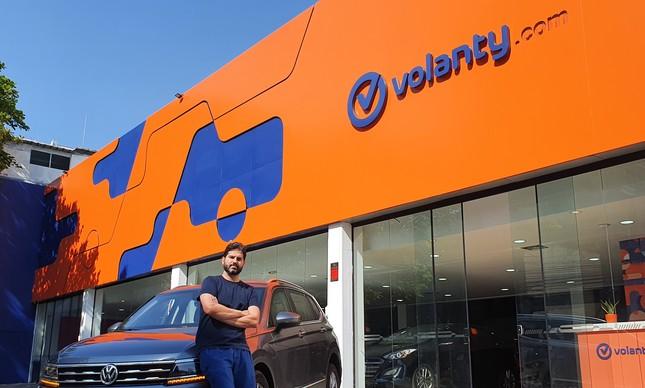 Maurício Feldman, CEO da Volanty