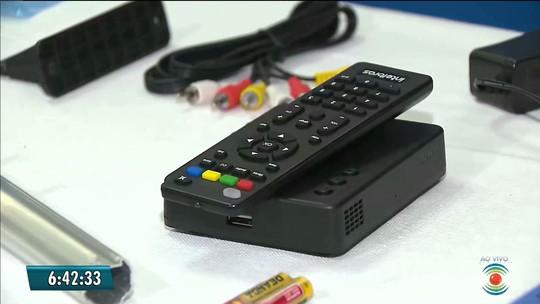 Falta um mês para sinal analógico de TV ser desligado em Campina Grande e região