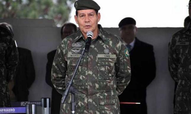 Antonio Hamilton Mourão (Foto: Divulgação)