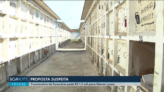 Prefeitura de Curitiba muda regra do serviço funerário após dificuldade para liberação de corpo