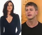 Bruna Marquezine e Lucas Gallina | Reprodução/Instagram - TV Globo