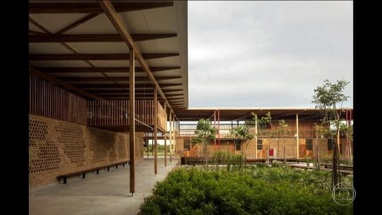 Escola rural no Tocantins vence prêmio internacional de arquitetura