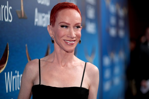 A humorista Kathy Griffin (Foto: Getty Images)