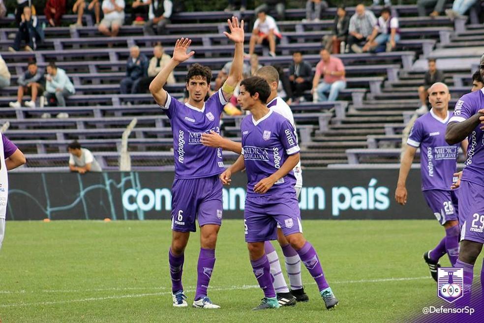 Defensor Sporting é atual vice-campeão do Uruguai (Foto: Defensor Sporting / DVG)