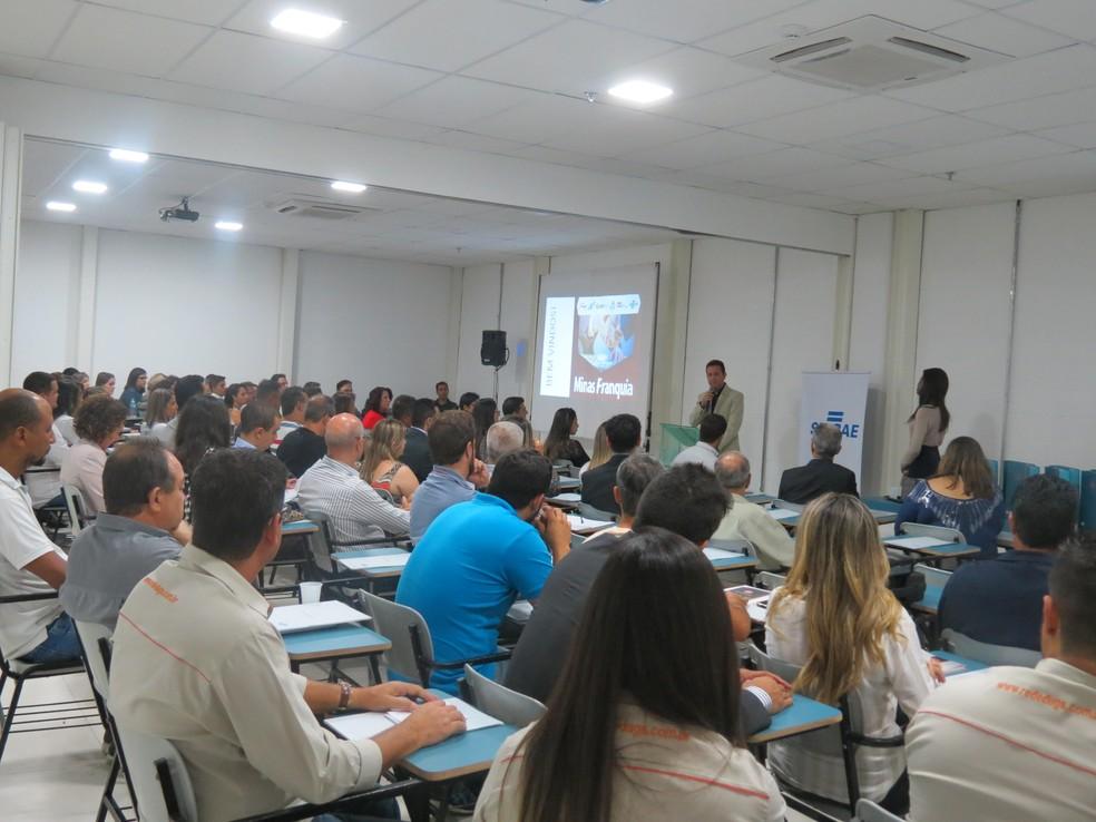 Pequenos empresários são público alvo do evento do Sebrae Minas. (Foto: Divulgação/Sebrae)