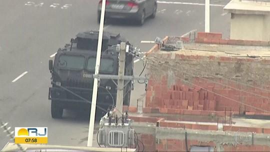 Polícia Civil faz operação em Manguinhos